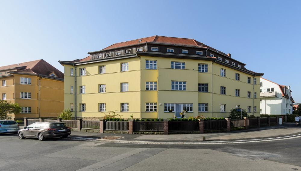 Pillnitzer Straße 13 - Wiesenstraße 1